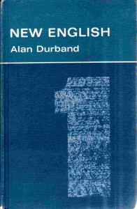New English 1 by Alan Durband