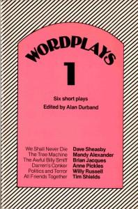 Wordplays 1 - Alan Durband