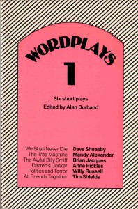Wordplays 1 - Alan Durband
